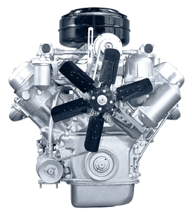 технические характеристики ямз-236